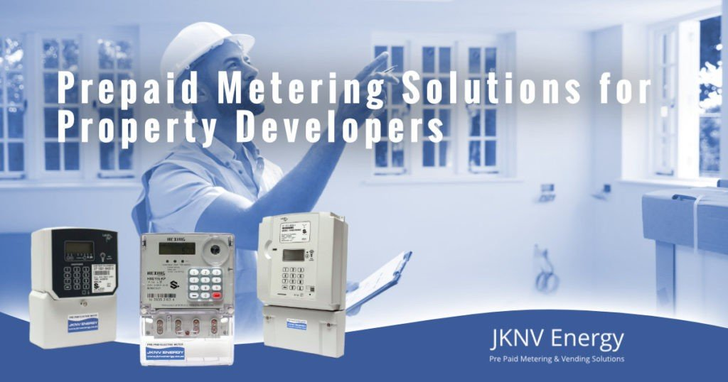 Prepaid Metering Solutions for Property Developers